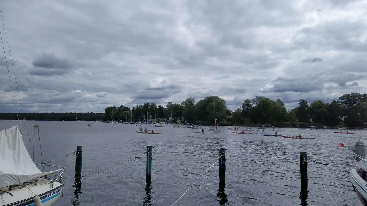 Berliner Kanu-Halbmarathonfahrt 2020