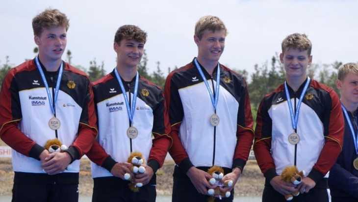 Jonas Mühmert ist Junioren-Europameister