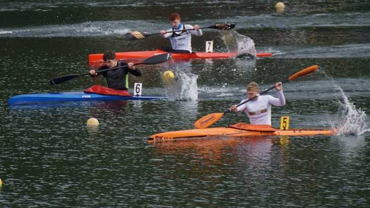 Jonas Mühmert qualifiziert sich für die Kanurennsport-Nationalmannschaft