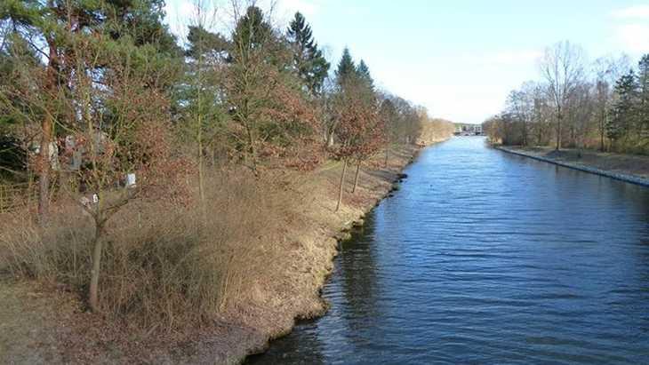 Winterwanderung 2015 im Naturschutzgebiet Wernsdorfer See