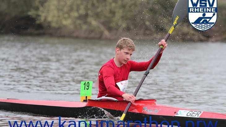 Zeuthener Kanuten qualifizieren sich für internationale Kanumarathon-Einsätze