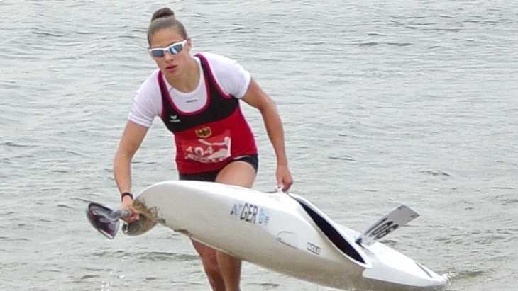 Zwei Bronzemedaillen beim Canoe Marathon World Cup für Lena Röhlings